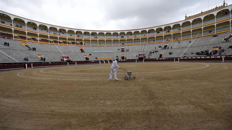 Las Ventas iniciará unas obras que no afectarán a la temporada taurina