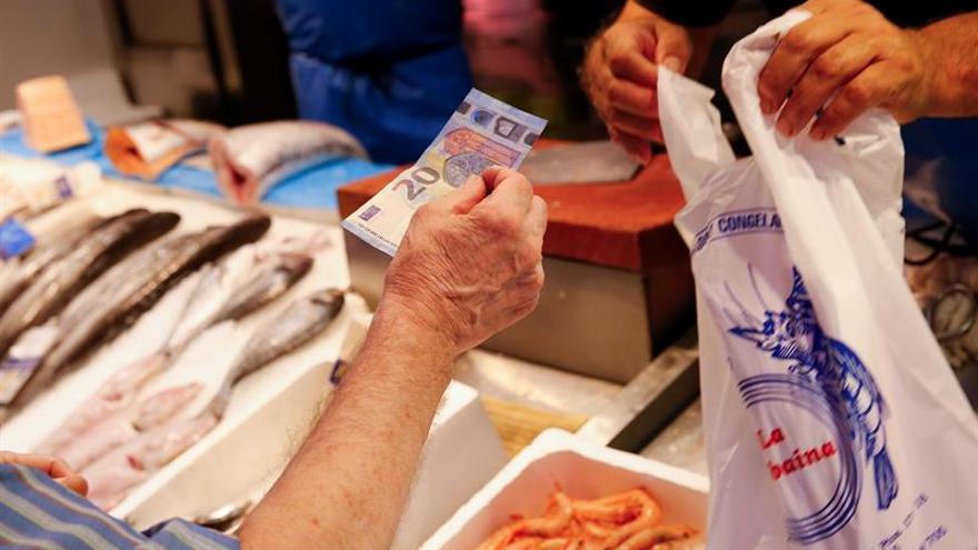 Los españoles son los europeos que consumen pescado con mayor frecuencia