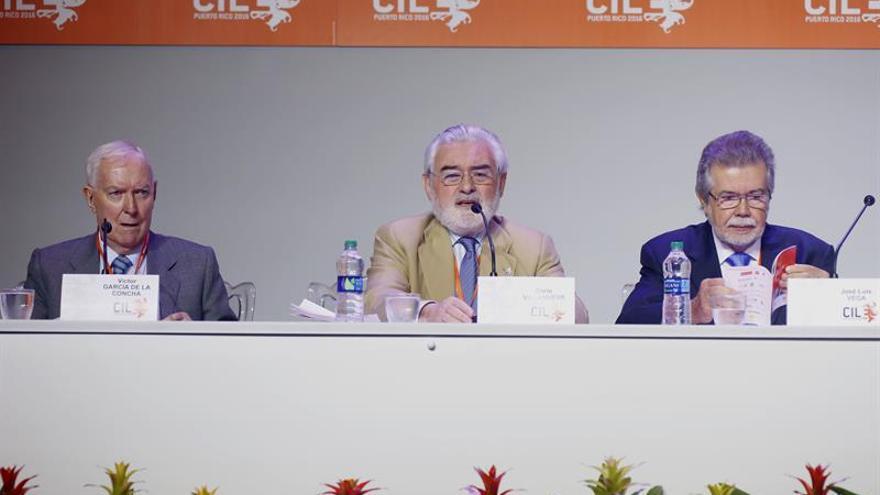 Los poetas toman la palabra en el Congreso de la Lengua