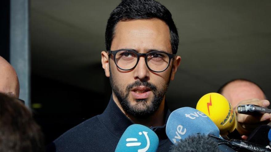 Valtònyc denuncia a España ante el TEDH por falta de libertad de expresión