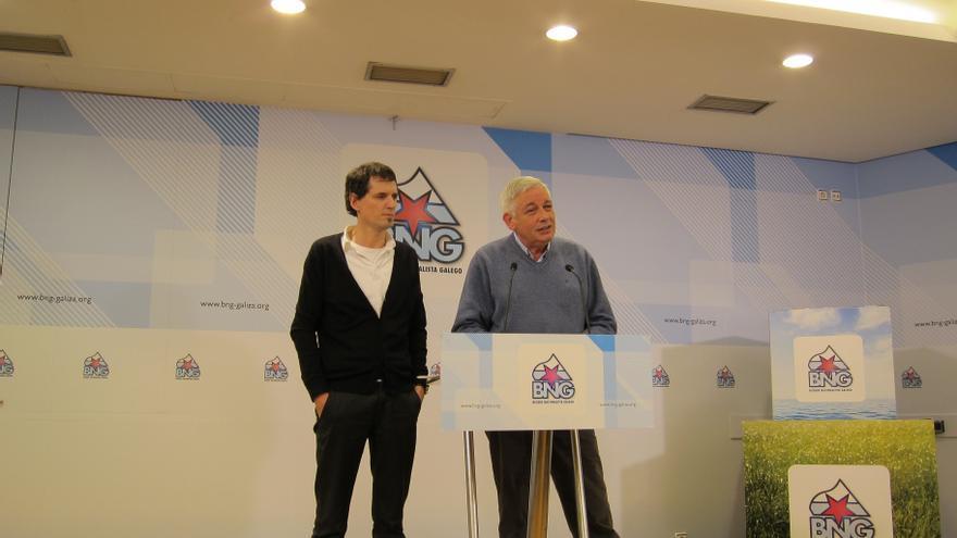 """El BNG estudiará """"en su momento"""" si concurre con Bildu a las elecciones europeas"""