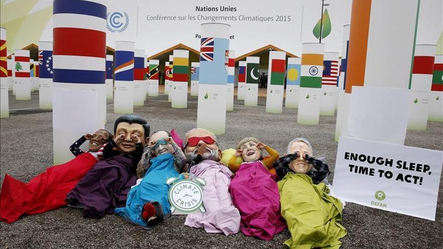 "Las ONG, seguras de que habrá acuerdo climático, pero no de que sea ""fuerte"""