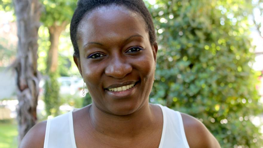 Nicole Ndongala, una de las voces de la campaña Noland, de la ONG Entreculturas