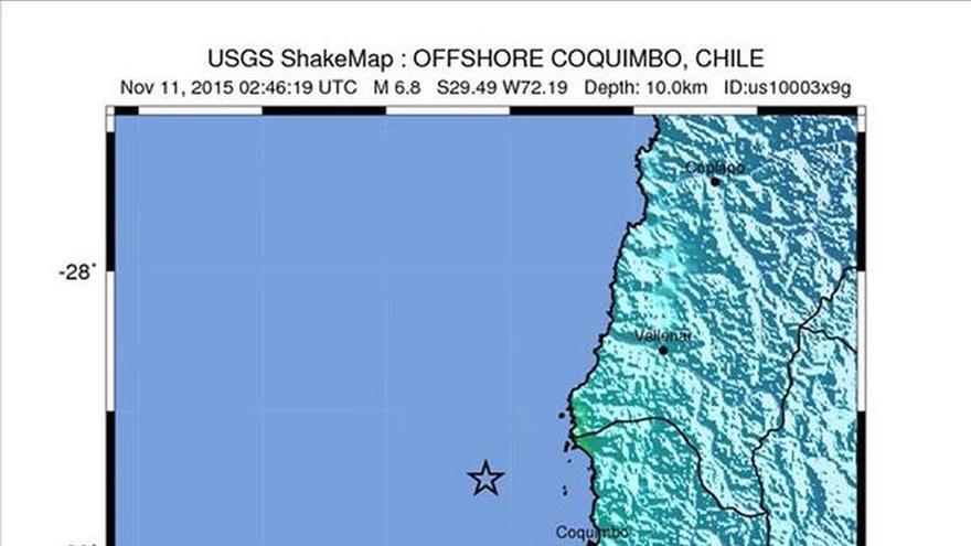 Seguidilla de fuertes sismos afecta parte de la zona norte de Chile