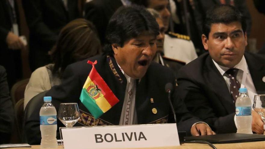Morales dice que no importa si rechazan su reelección porque ya hizo historia