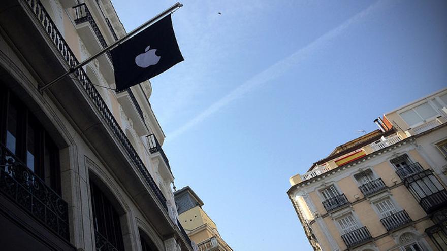 Las colas ante las tiendas de Apple para conseguir el último lanzamiento pueden durar horas