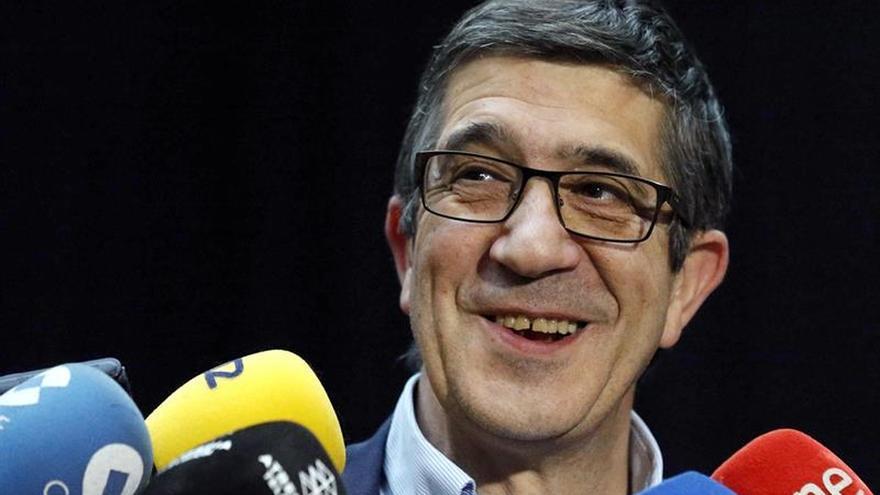 Patxi López, convencido de que los candidatos tendrán acceso a censos reales
