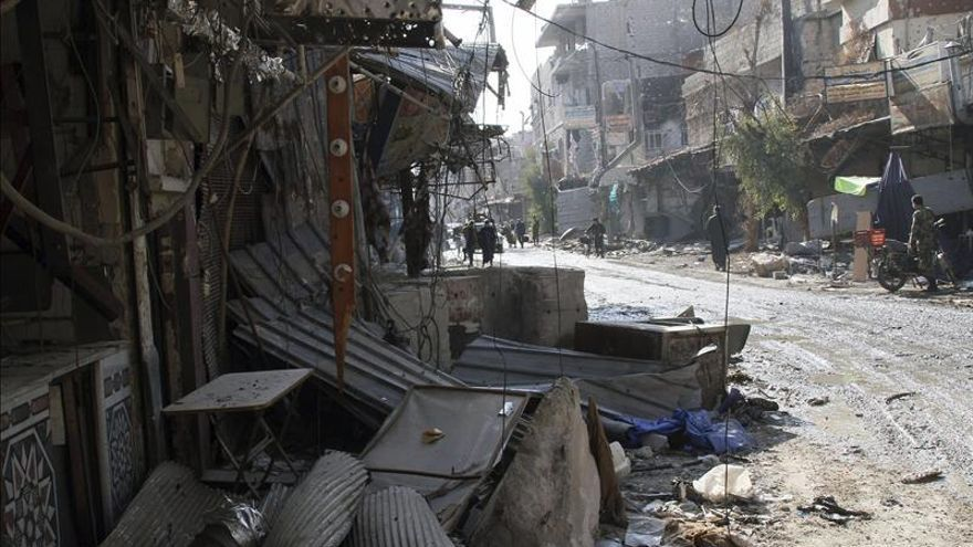 Al menos 24 muertos en choques entre grupos extremistas opositores en Siria