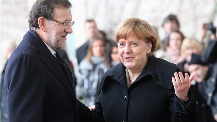 Rajoy asistirá en Berlín con Merkel y Hollande a la cumbre sobre el empleo juvenil