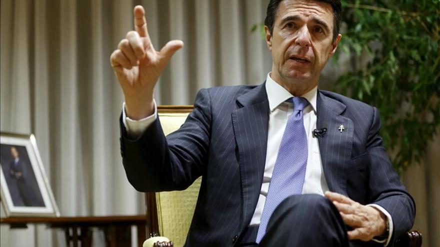 """Soria advierte: """"No hay dinero suficiente para que vuelva la izquierda"""""""