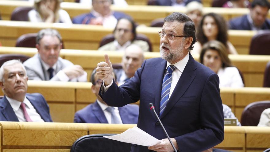 El Senado será el primero en examinar a los nuevos ministros y espera el regreso de Rajoy, ausente desde junio de 2015