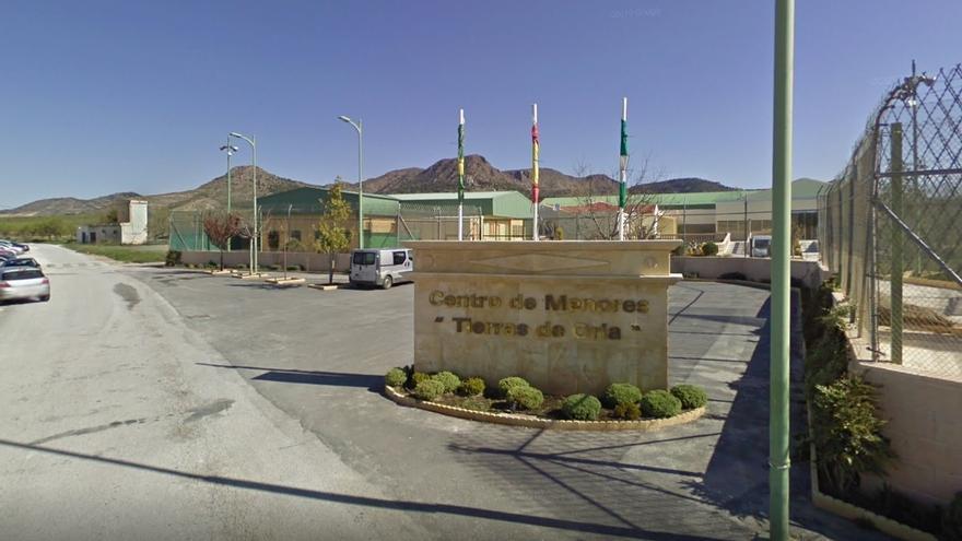 Centro de menores de Oria donde murió un joven