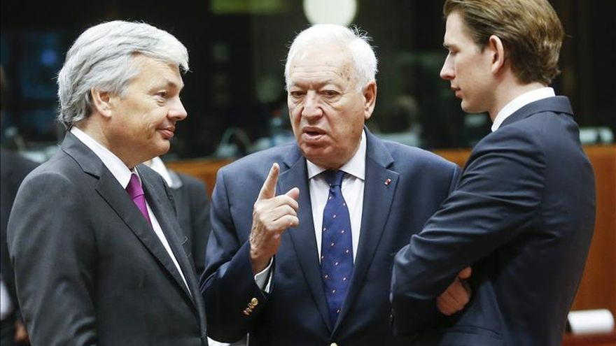 """Margallo cree """"perfectamente explicable"""" el error sobre las víctimas españolas"""