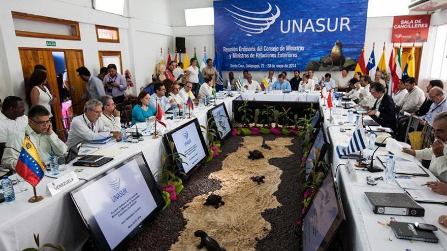 Unasur ve voluntad para avanzar en agenda de diálogo nacional en Venezuela