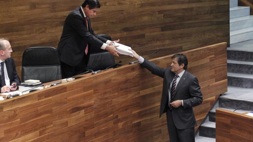 (Asturias) Gana el PSOE con 13 escaños que sumaría mayoría absoluta con los 10 de Podemos