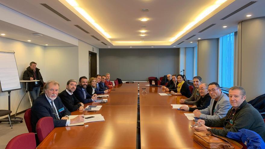 Reunión iniciativa reindustralización del Henares