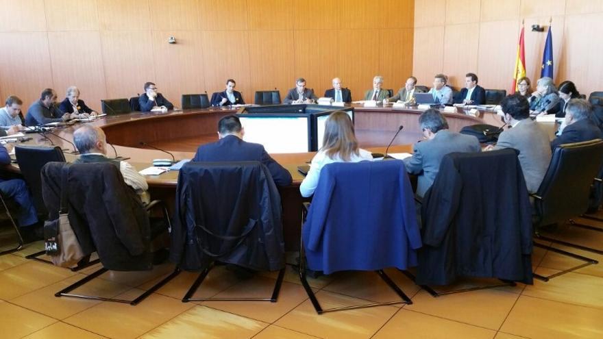 Reunión de la Junta de Gobierno de la CHT, este lunes