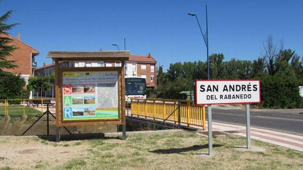 San Andrés del Rabanedo.