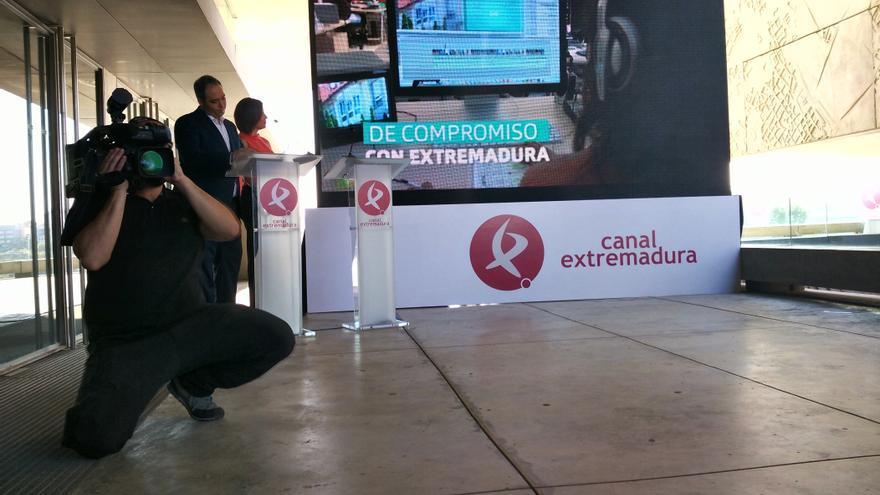 Presentacion programacion Canal Extremadura