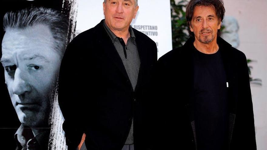 """De Niro y Pacino desvelan secretos del rodaje de """"Heat"""" en un coloquio con Nolan"""