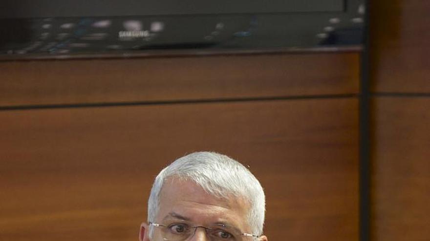 Manuel Marcos Pérez, portavoz adjunto del grupo Socialista en el Parlamento de Canarias.