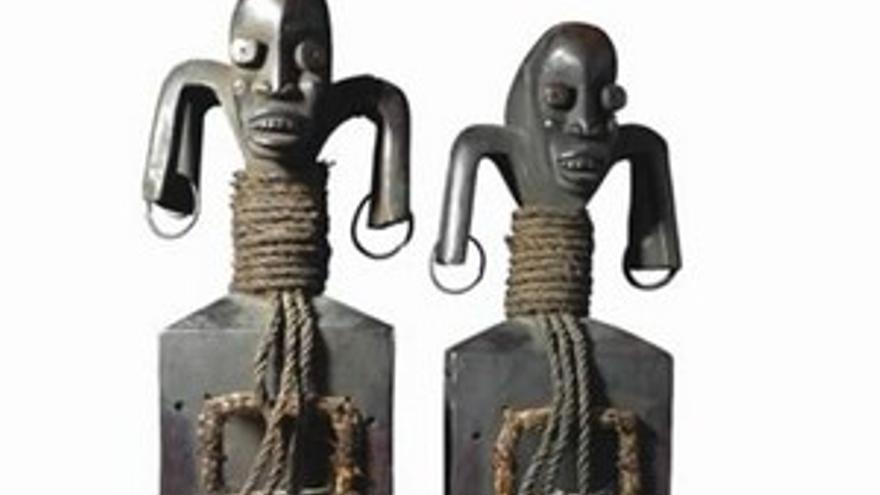 El mundo mágico centroafricano se exhibe en LPGC