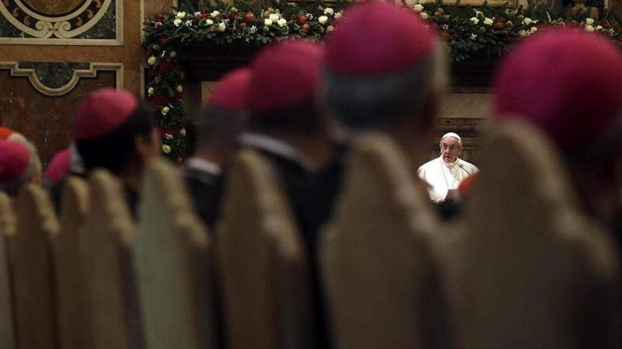 """El Papa desvela que hay """"resistencias malvadas"""" a su reforma de la Curia"""