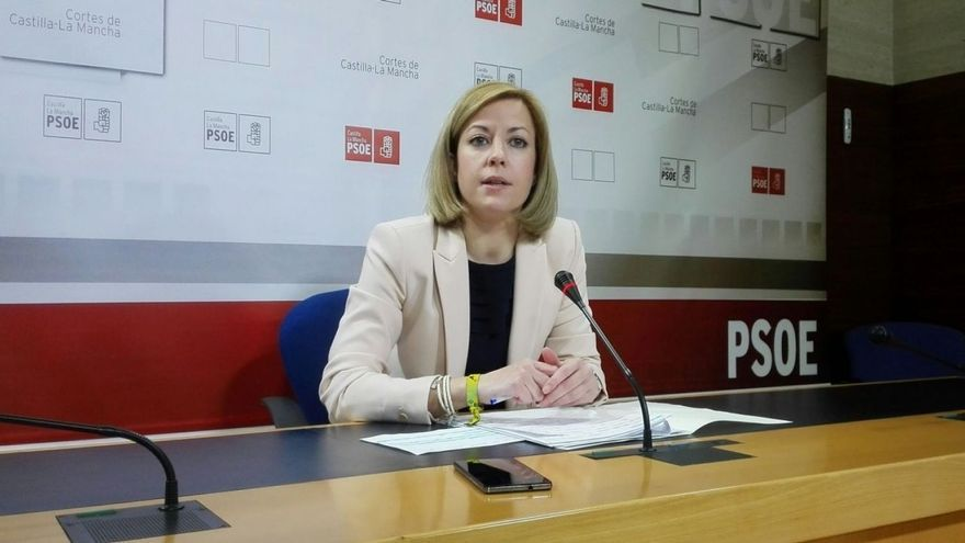 La diputada del PSOE Ana Isabel Abengózar