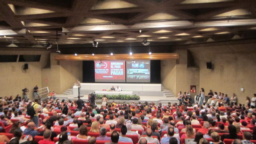 UGT y CCOO piden a los trabajadores de la industria y la construcción que se movilicen el 15-S