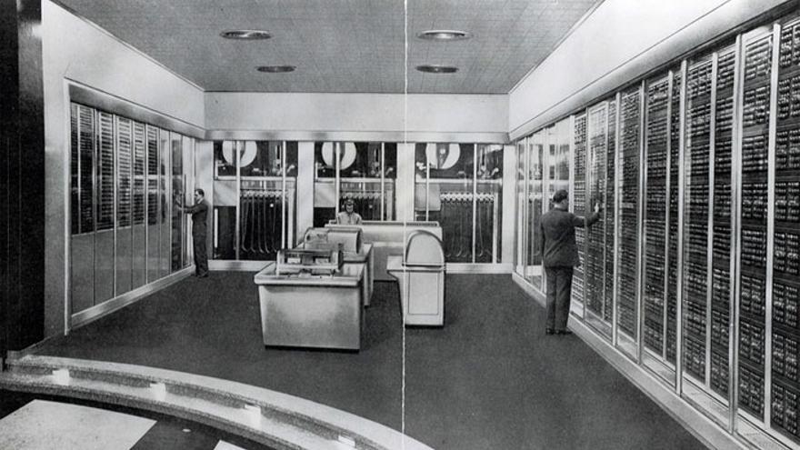 El hijo de MANIAC en IBM