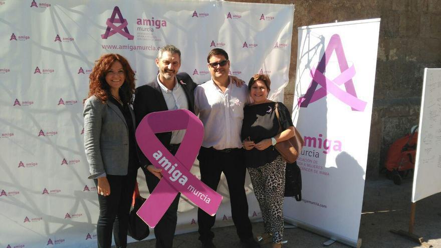 Podemos ha expresado su apoyo a AMIGA