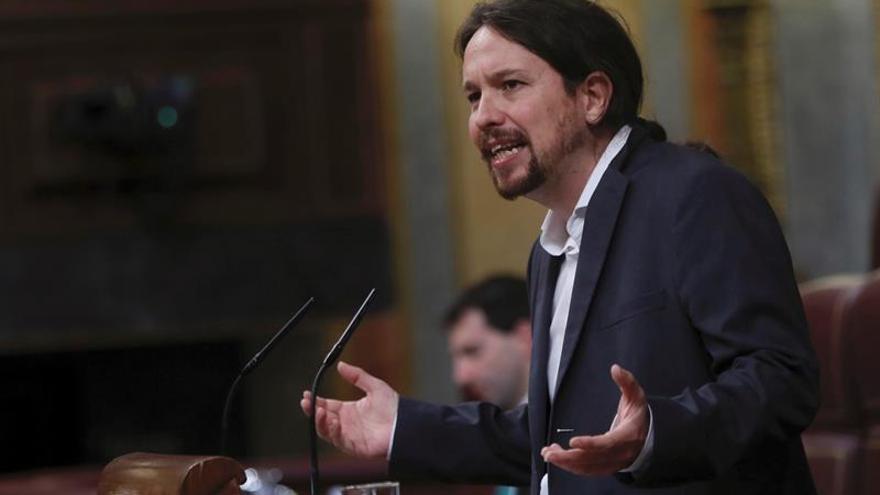 """Iglesias replica a Cabify: """"nos importa que pagues los impuestos en España"""""""