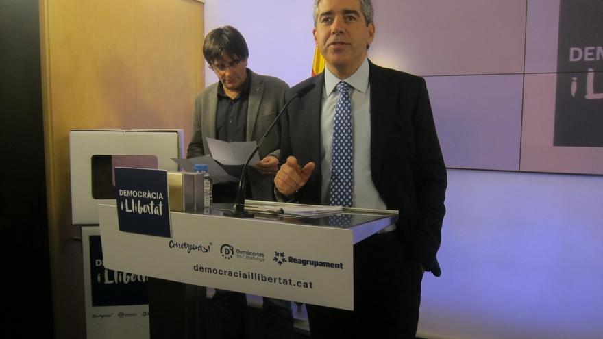 """Homs: el debate evidenció una España fragmentada frente al """"casi oasis"""" catalán"""