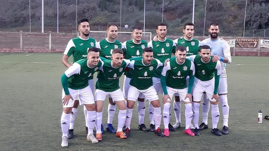 El Teror podrá pelear por volver al grupo canario de Tercera División