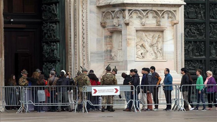 Italia amplía la zona de exclusión aérea a prácticamente toda Roma en el Jubileo