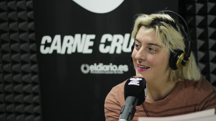 Lucía Lijtmaer en Carne Cruda