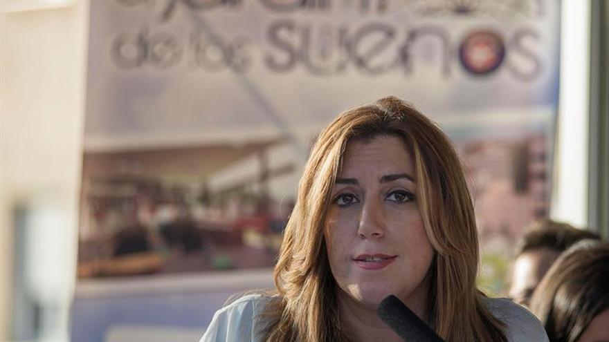 """Díaz dice que el PSOE debe redefinirse como partido de """"las grandes mayorías"""""""
