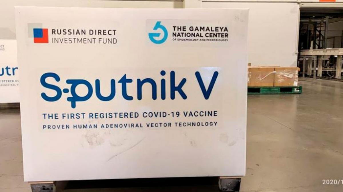 El acuerdo con Rusia por la vacuna Sputnik V incluye 30 millones de dosis.