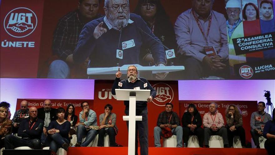 """Méndez (UGT) aboga por la transparencia y por """"erradicar los malos hábitos"""""""