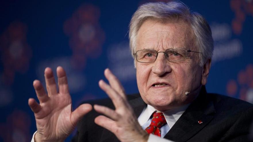 Trichet niega que haya negociado con Zapatero medidas a cambio de ayuda del BCE a España
