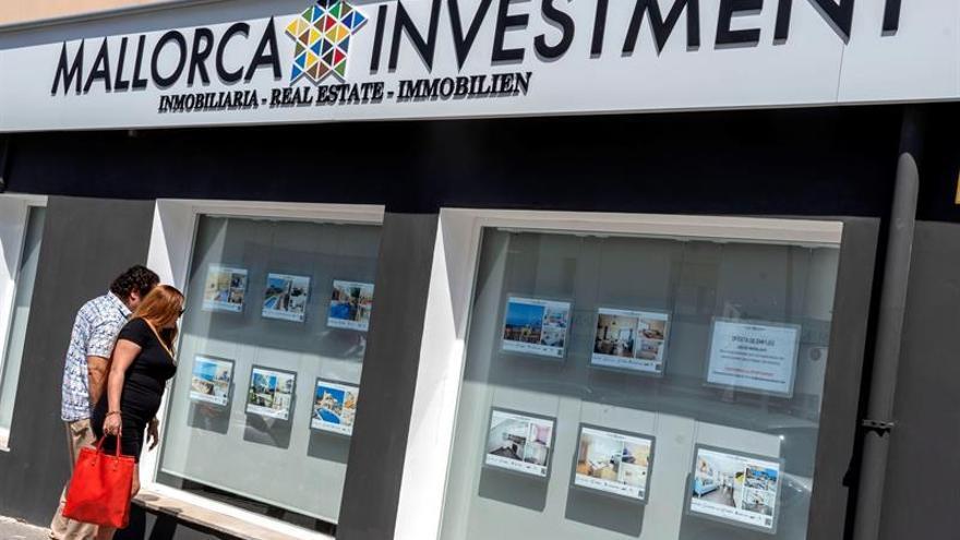 Operación policial contra empresas por una presunta estafa inmobiliaria