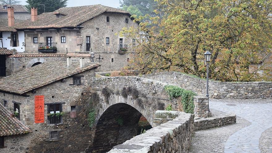 Las pernoctaciones extrahoteleras se disparan un 42% en enero en Cantabria