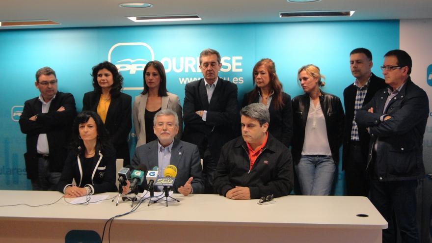 """El PP de Orense plantea la reprobación del alcalde tras el """"escándalo"""" de los gastos del PSOE y su """"prepotencia"""""""