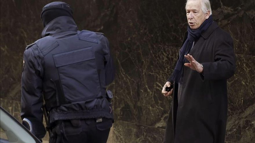 La Audiencia Nacional rechaza el recurso de Romero de Tejada por la fianza de Caja Madrid