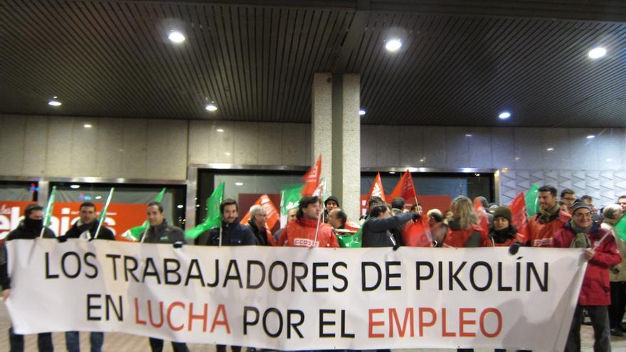 El 81% de trabajadores de Pikolin ratifican el preacuerdo de ERE que supone 45 despidos, uno en Sevilla
