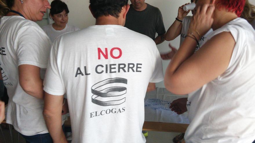 Encierro Elcogas