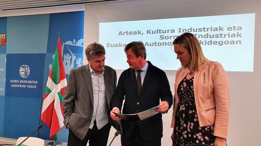 Las industrias culturales y creativas emplean en Euskadi a 6.800 personas y generan 762 millones de ingresos anuales