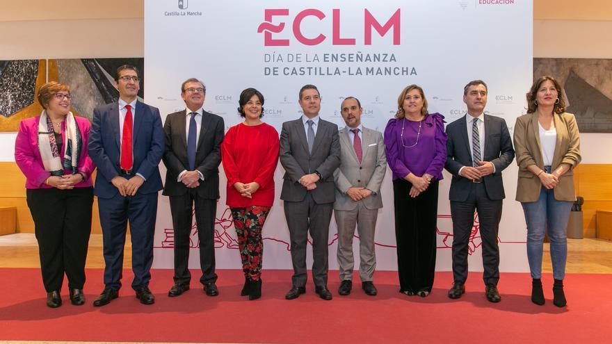 Acto institucional del Día de la Enseñanza en Castilla-La Mancha