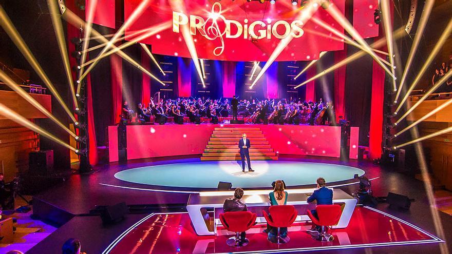Prodigios - Gala de estreno