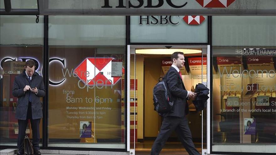 La fiscalía de Bruselas acusa a HSBC de fraude fiscal y organización criminal